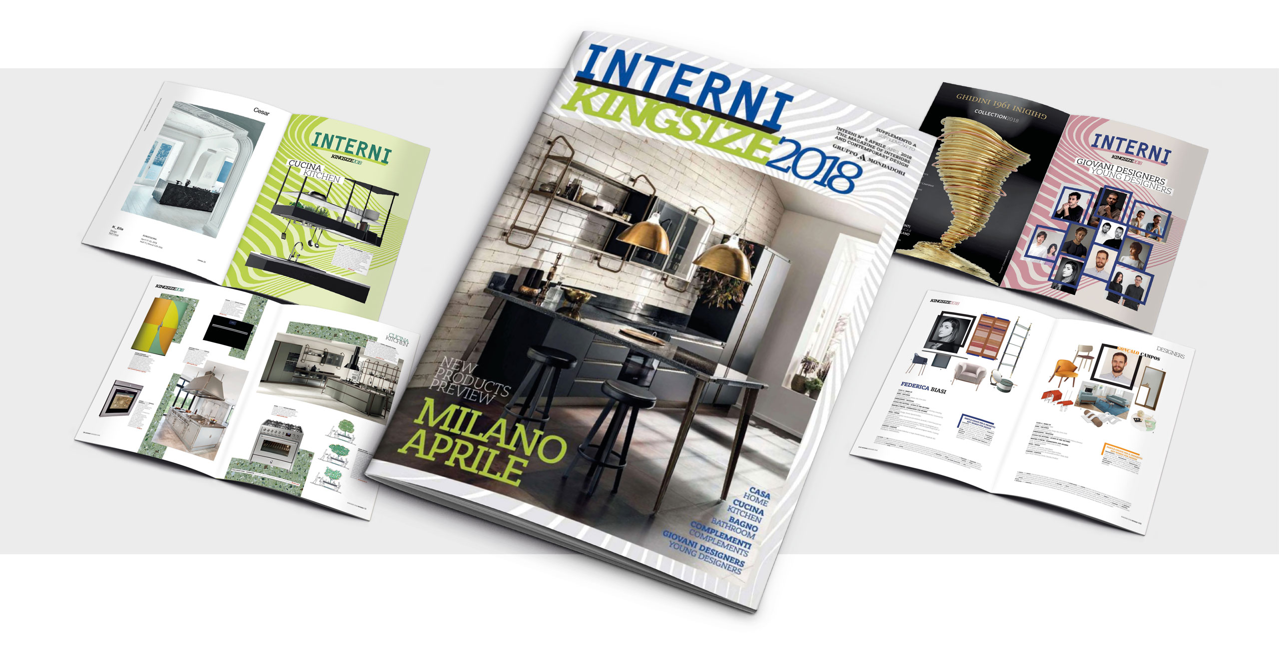 Fuorisalone Milano magazine Likecube