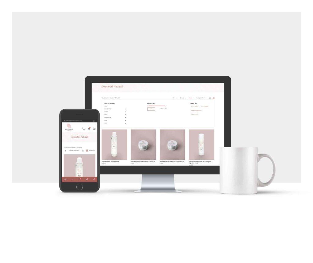 Web design - ecommerce - Likecube