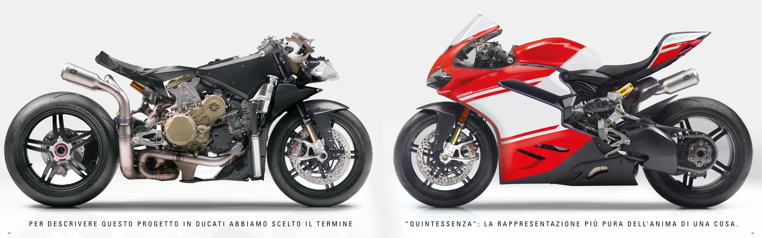 Ducati Redline Likecube