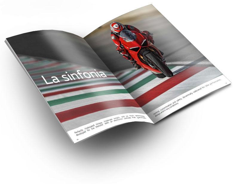Ducati Redline Magazine