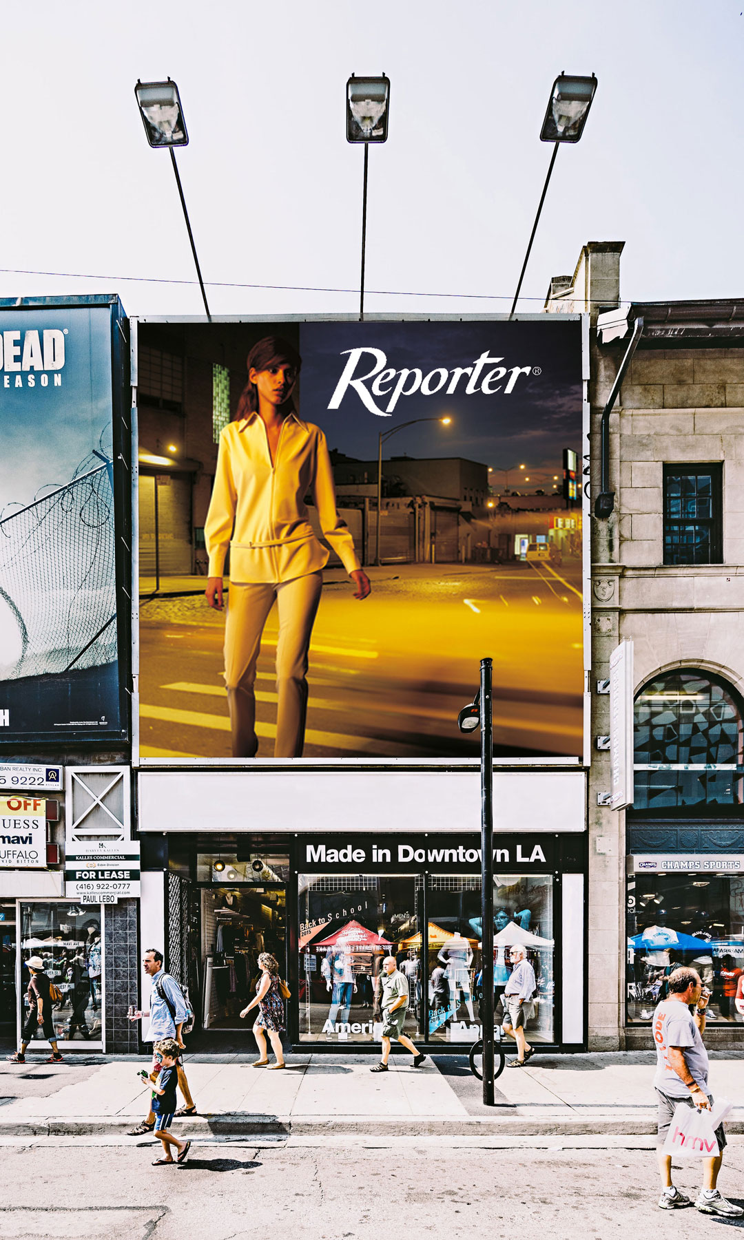 Fashion Advertising Reporter