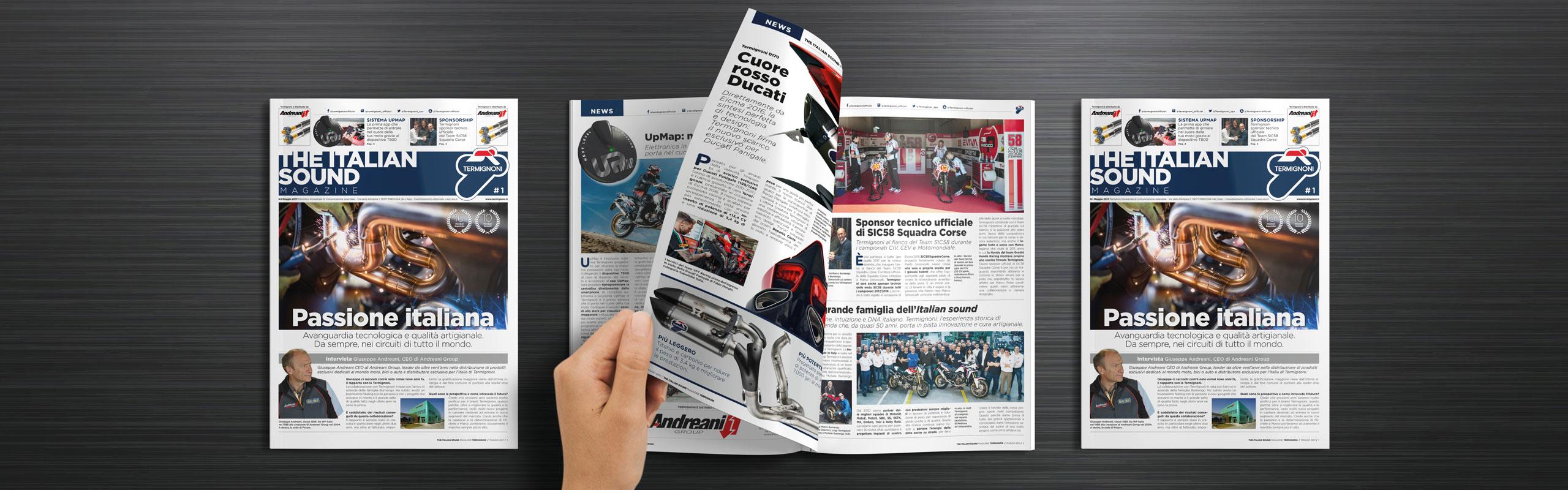 Termignoni magazines Likecube